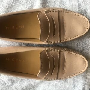 Italian Leather Loafer